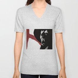V For Vendetta Unisex V-Neck