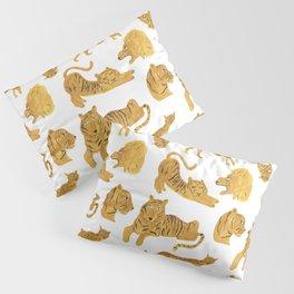 Tiger, Lion, Cheetah Pillow Sham