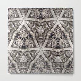 EUSOCIAL PARADIGM  Metal Print