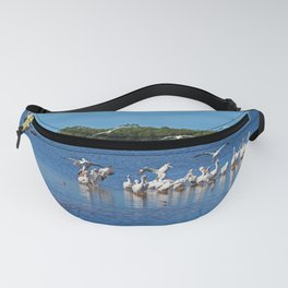 Pieces into Whole I Fanny Pack