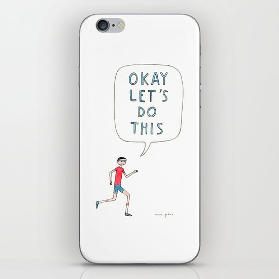 Okay let's do this iPhone & iPod Skin