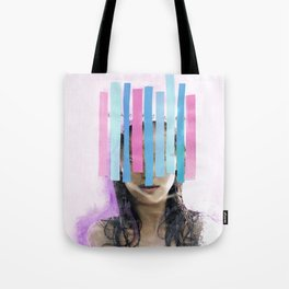Trapped In My Thoughts Tote Bag