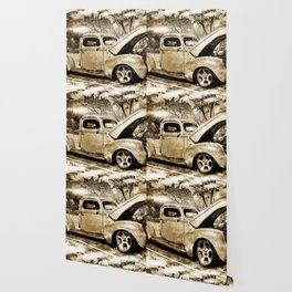 1940 Ford Pick up Truck Wallpaper