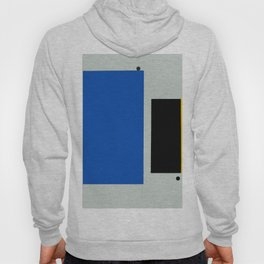 Color Extension Blue Hoody