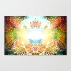 Consciousness Awakening Canvas Print