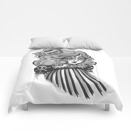 Day of the Dead Princess Comforters