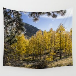 Aspen Gold Wall Tapestry