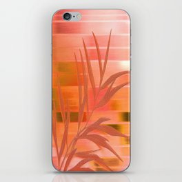 Silky Dusk iPhone Skin
