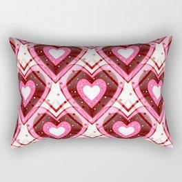 Girl Crush - Happy Valentines Day Rectangular Pillow