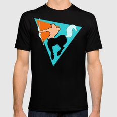 Sagittarius MEDIUM Mens Fitted Tee Black