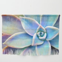 Bright Succulent Wall Hanging