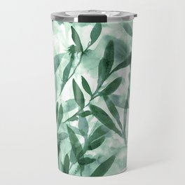 Changes Hunter Green Travel Mug