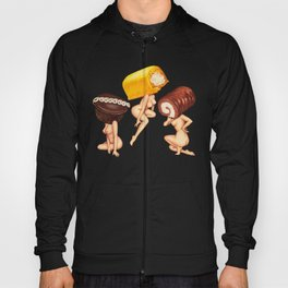 Hostess Cake Girls Hoody