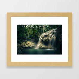 Finca Paraíso, Guatemala Framed Art Print