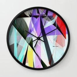 Abstract 5378 Wall Clock