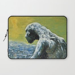 "Nicolas Tarkhoff (1902) ""Chimera of Notre Dame"" Laptop Sleeve"