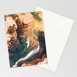 Topaz Canyon Stationery Cards