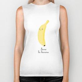 Anne la banane Biker Tank