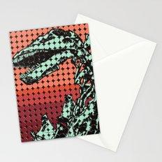 Apatosaurus Skeleton Stationery Cards