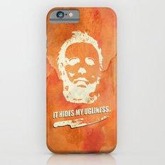Halloween - It hides my Ugliness iPhone 6s Slim Case