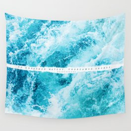 undreamed shores Wall Tapestry