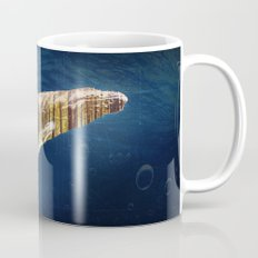 A Whale Dreams of the Forest Mug