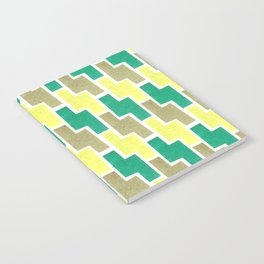 Geometric Pattern VI Notebook