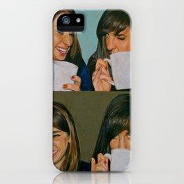 Drinkin' Outta Cups, Bein' A Bitch iPhone Case