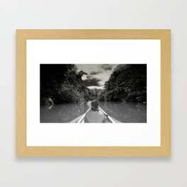 Batang Ai Framed Art Print
