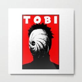 Tobi Metal Print