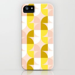 Happy tidy life - color5 iPhone Case
