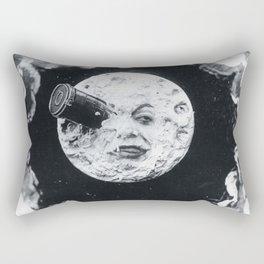 A Trip To The Moon Film Georges Méliès Rectangular Pillow