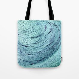 An insignificant maelstrom Tote Bag