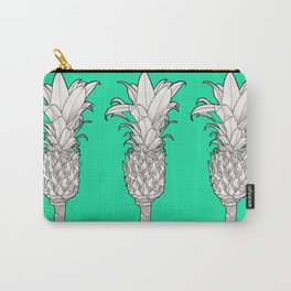 Pineapple - Ananas Arising tropicalteal Carry-All Pouch