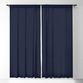 New York Midnight Blackout Curtain