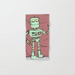 Robot Jones Hand & Bath Towel