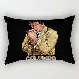 Columbo - TV Shows Rectangular Pillow