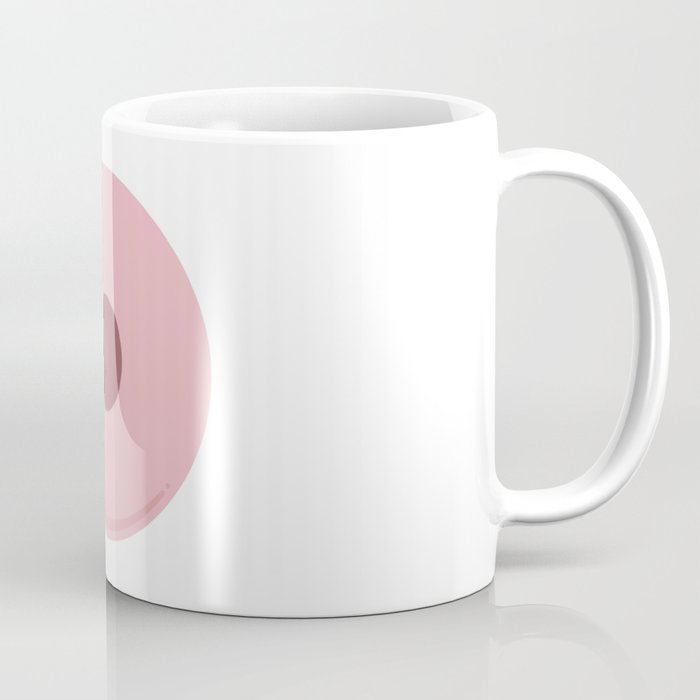 Boob (hers) Coffee Mug