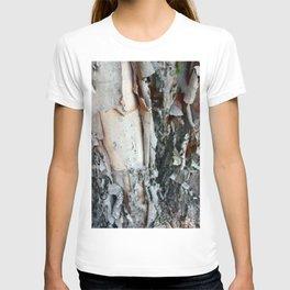 Peeling Birch Bark T-shirt