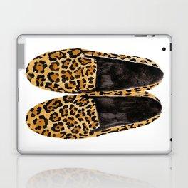 Leopard Loafers Laptop & iPad Skin