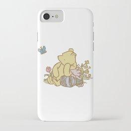 Classic Pooh iPhone Case