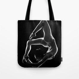 Contort Tote Bag