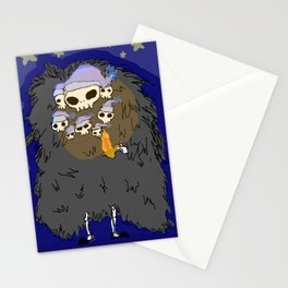 Dark Souls- Goodnight Nito Stationery Cards