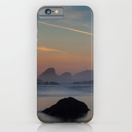 Moonstone At Dusk iPhone Case