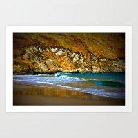 Keem Bay,Achill Island Art Print