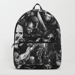Classic Horror Movies Backpack