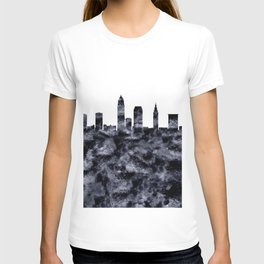 Cleveland Skyline Ohio T-shirt
