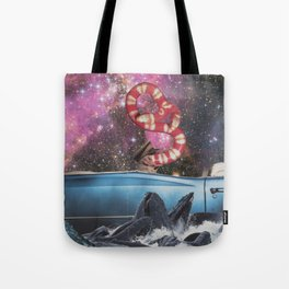 Taking a Trip Tote Bag