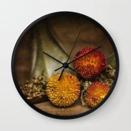 Still life #32 Wall Clock