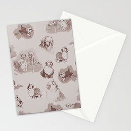 oes draiwing Stationery Cards